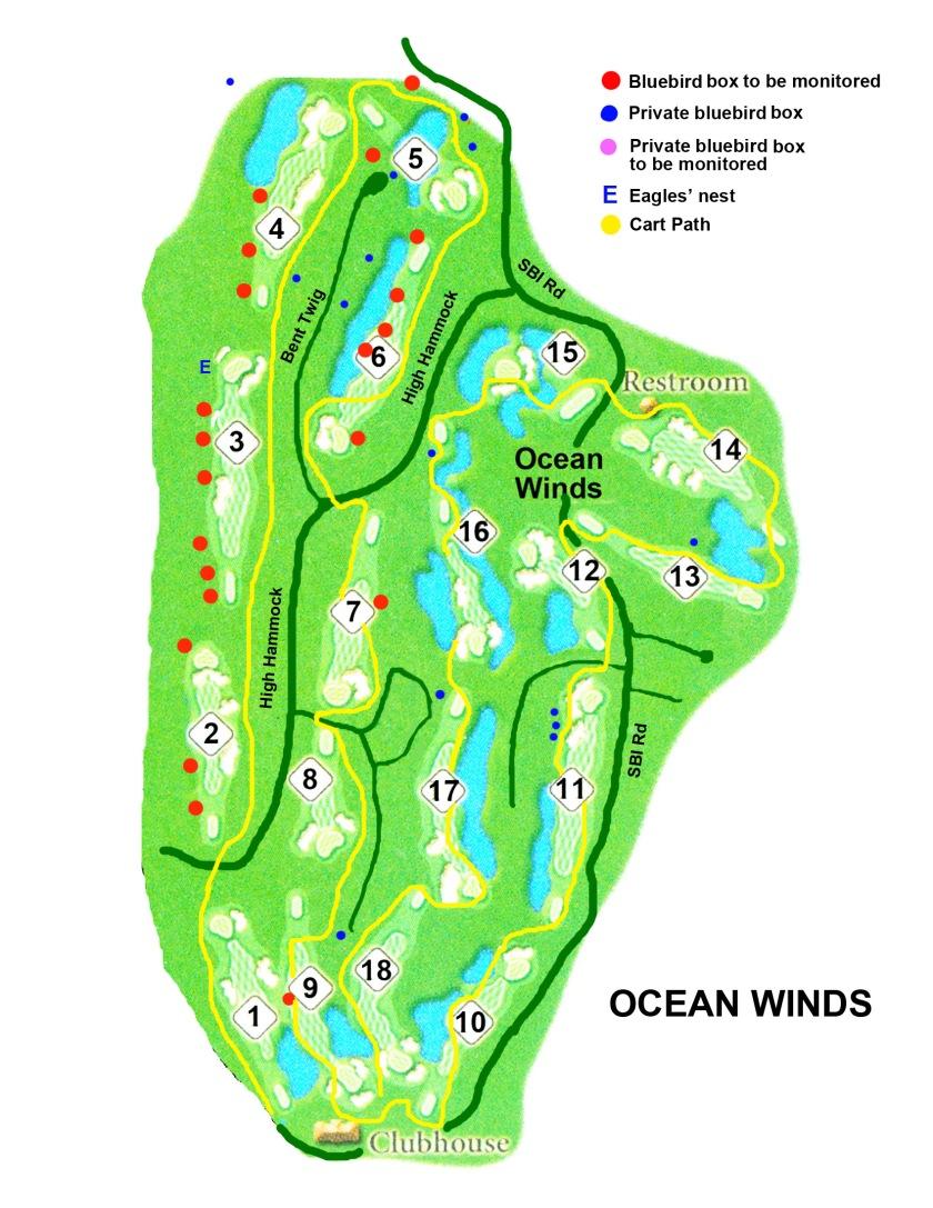 1-4 Ocean Course