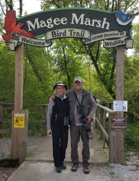 Magee Marsh, Aija & Ed - Ed Konrad