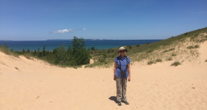 Sleeping Bear Dunes National Lakeshore MI, July 17, 2017 - Ed Konrad