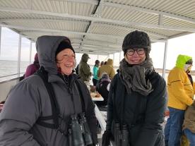 Judy Morr & Aija Konrad