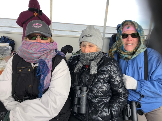 Flo Foley, Marcia Hider & Nancy Brown