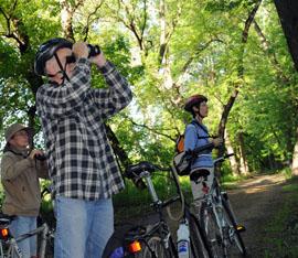 Biring and Biking