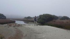 Ed Konrad at North Beach - Aija Konrad